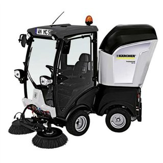 Karcher Mini Road Sweeper - Road Legal